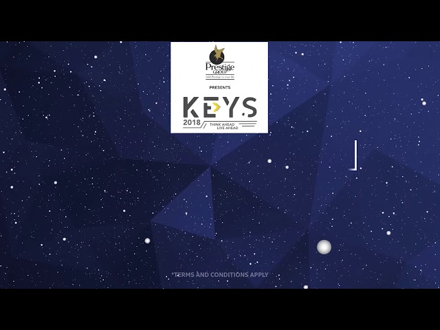Keys 2018 - Bumper video