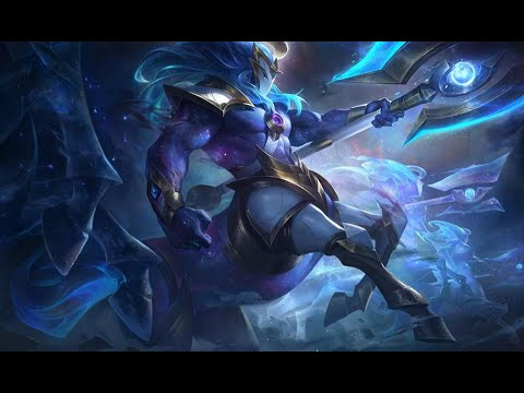 Ranked Cosmic Hecarim Pretemporada 2021 PBE