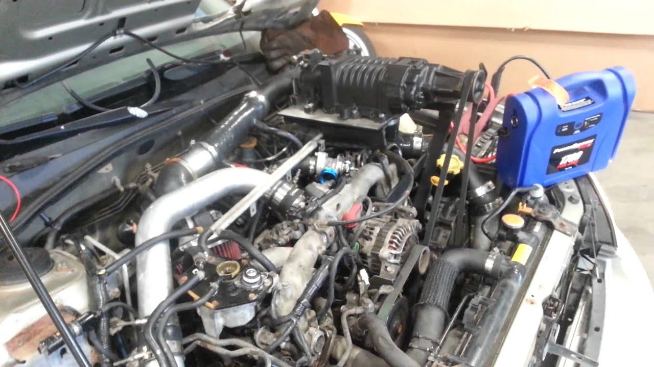 U0026 39 00 Subaru Legacy Gt  Ej205 Swapped W  Eaton M62 Sc