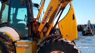 Видео от клиента: Komatsu, запуск мотора с завтуленными втулками шатунов при  -12 градусах C(, 2018-02-05T18:00:01.000Z)