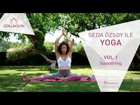 Seda Özsoy İle Yoga | Vol 1 | Hamstring Stretch