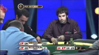 Folding Pocket Aces before the Flop