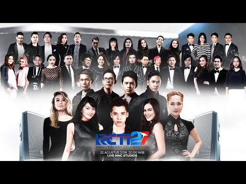 RCTI 27 Anniversary Celebration [Promo HUT RCTI 27]