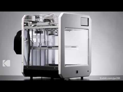 0 - Kodak stellt neues 3D-Druck Ecosystem vor