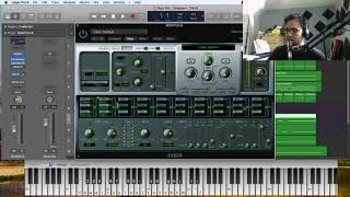 Can you sound like Sigur Ros using your phone? - (Logic Pro X Tutorial)