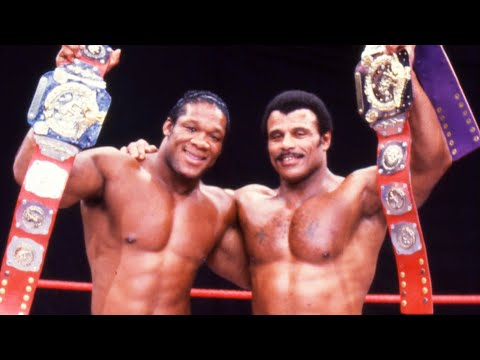 WWE family pays tribute to Rocky Johnson on social media