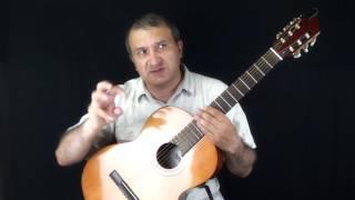Грамота - гитаристам. Как правильно заниматься? Часть IV