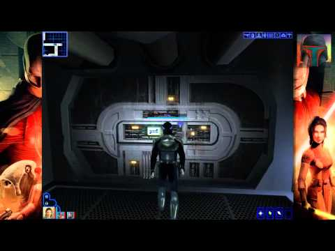 Let's Play Star Wars: Knights of the Old Republic [77] [HD/German/Blind]