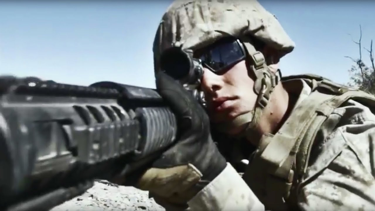 Semper Fi - A United States Marine Corps Tribute - YouTube