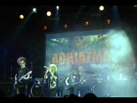 Aghiazma  - Rape My Soul (Best Ukrainian Metal act)
