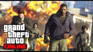 GTA ONLINE - MOVIE(Rockstar Editor)