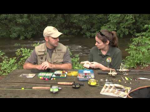 How To Choose A Trout Lure