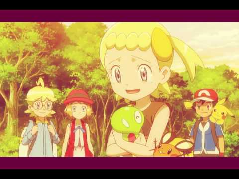 [Pokemon XYZ AMV] When Can I See You Again?