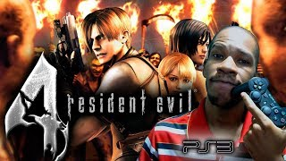 Resident Evil 4 HD no Playstation 3 #0001