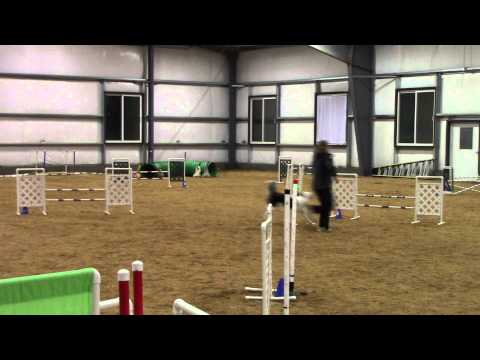Whisper Jumpers SuperPup  11.30.13