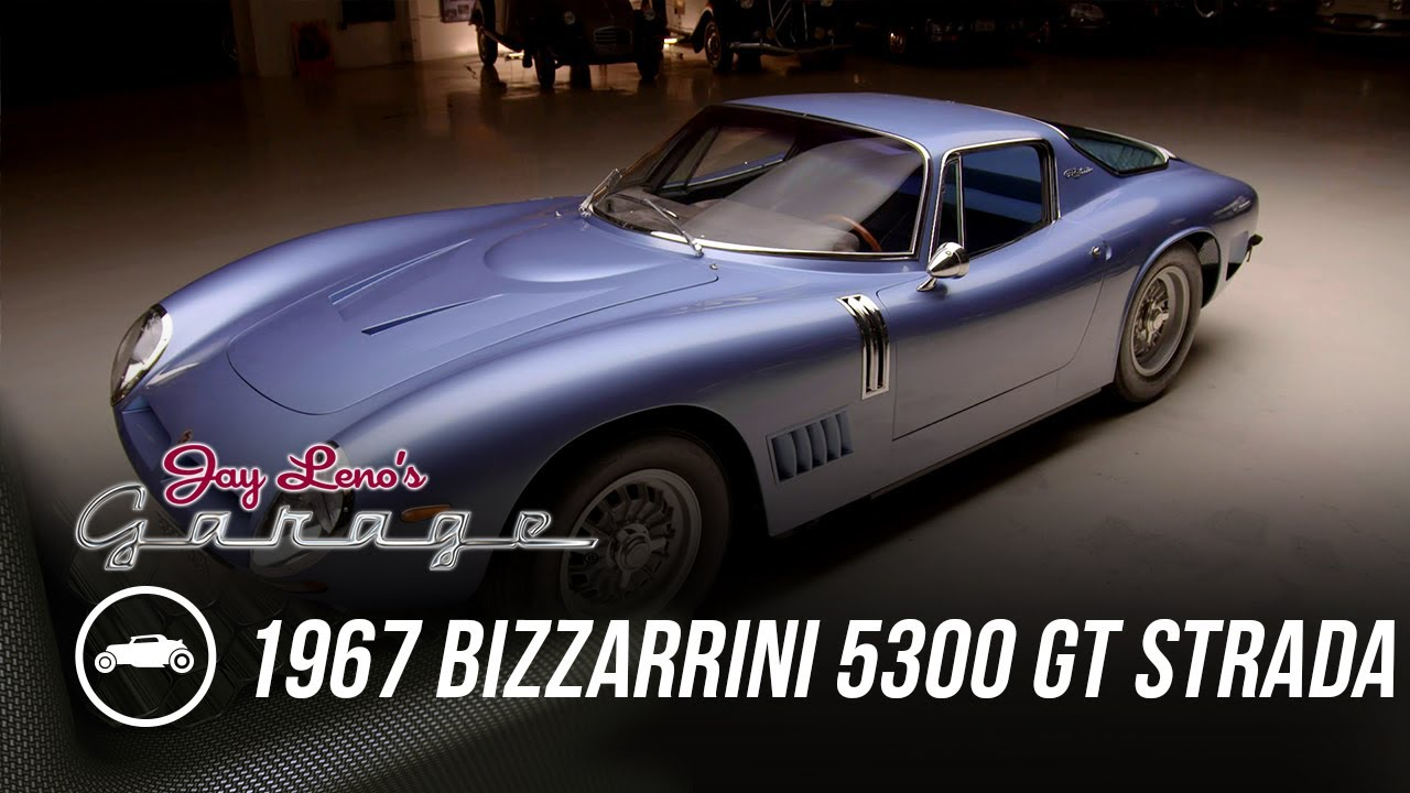 1967 Bizzarrini 5300 GT Strada - Jay Leno's Garage