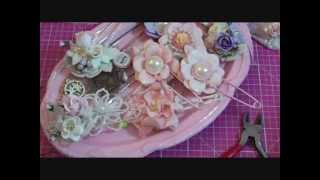 Altered Safety Pins Tutorial - Wild Orchid Crafts DT