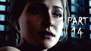 Until Dawn Walkthrough Gameplay Part 14 - Vengeance (PS4)