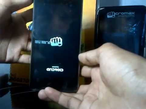 Hard reset Micromax Canvas Knight Cameo A290