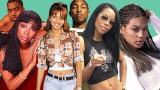 30 BLACK CELEBS YOU PROBABLY DIDN'T KNOW WERE RELATED