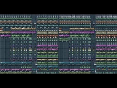 Best Epic Dubstep Made In FL Studio [FREE FLP]