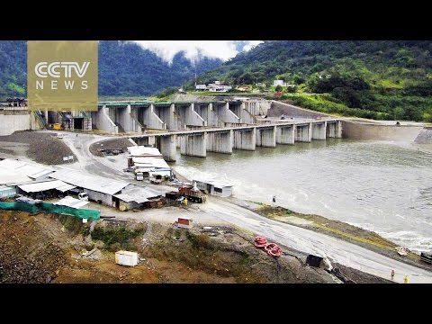 China-built hydropower station helps Ecuador meet local people's needs