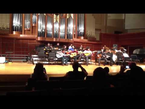 Tamacun - Performed by students of Soto Academy of Music