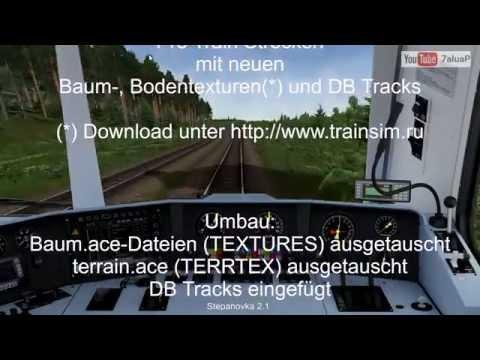 #5 MSTS/Open Rails (25 DEUTSCHE STRECKEN)