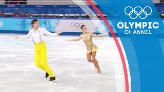 How To Do a 3 Turn in Figure Skating ft. Ondrej Hotarek | Olympians' Tips