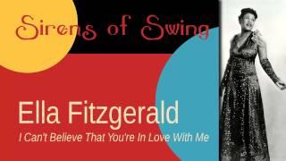 Ella Fitzgerald - I Can