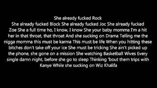 Bitches Ain't Shit with Lyrics - Future