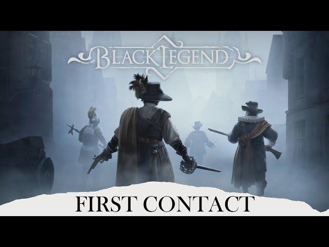 [FR] Black Legend - First Contact - Le festival des Humeurs