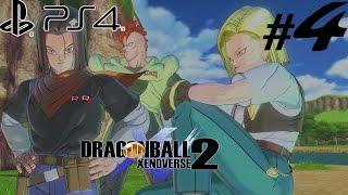Dragon Ball: XV2 - Story Mode #4