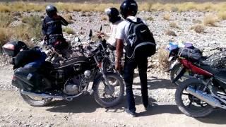 Motorcycle adventure trip balochistan khuzdar moola chotok