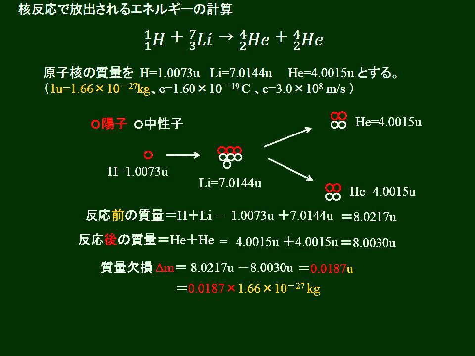 高校物理 核反応 - YouTube
