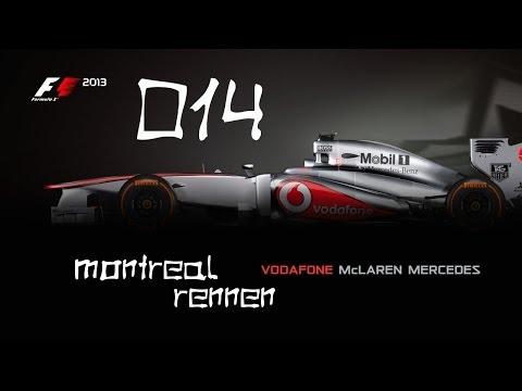 F1 2013 - Let's Play Together - Saison 2 - #014 Round 07 - Kanada Rennen [HD]