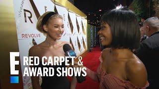 "Elsa Hosk Is the Inspiration Behind ""Frozen's"" Elsa?   E! Red Carpet & Award Shows"