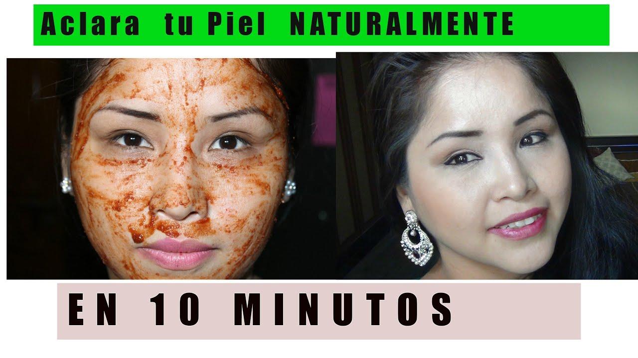 Como aclarar tu piel en 10 minutos casero y saludable for Cocinar en 10 minutos
