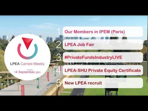 LPEA Carried Weekly  - 14.09.2021