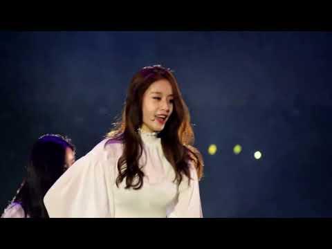 [Fancam] T-ara - Lovey Dovey (Jiyeon Focus) @ Kpop Music Wave 2017 Penang (241117)