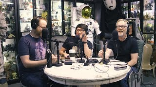 Bookended by Thors - Still Untitled: The Adam Savage Project - 10/2/18