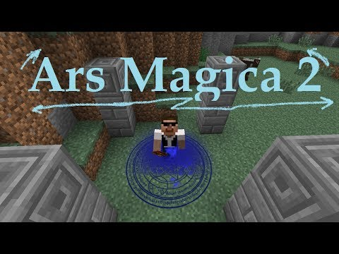 Minecraft - Poradnik - Ars Magica 2 - Pierwsze kroki