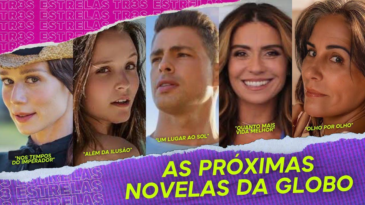 Próximas Novelas Da Globo Em 2019 à 2020 Youtube