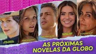 Próximas Novelas Da Globo Em 2019 à 2020