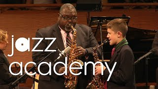 Essentially Ellington 2017 FINAL CONCERT: Tucson Jazz Institute - Bojangles