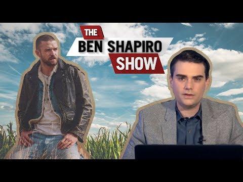 Cover Lagu Ben Shapiro RIPS Justin Timberlake Critics STAFABAND