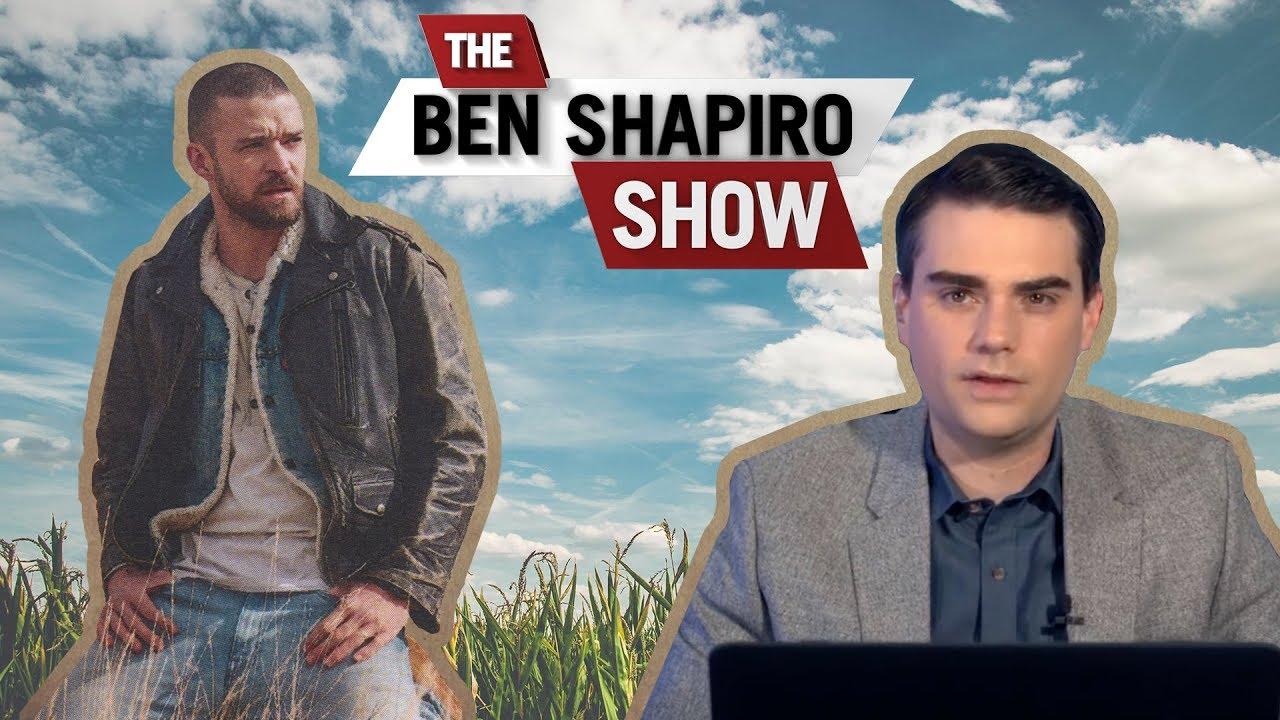 Ben Shapiro RIPS Justin Timberlake Critics