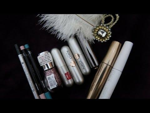 Dubai Shopping- Kiko Milano Cosmetic Haul# Lip, Eyes, Nail Products