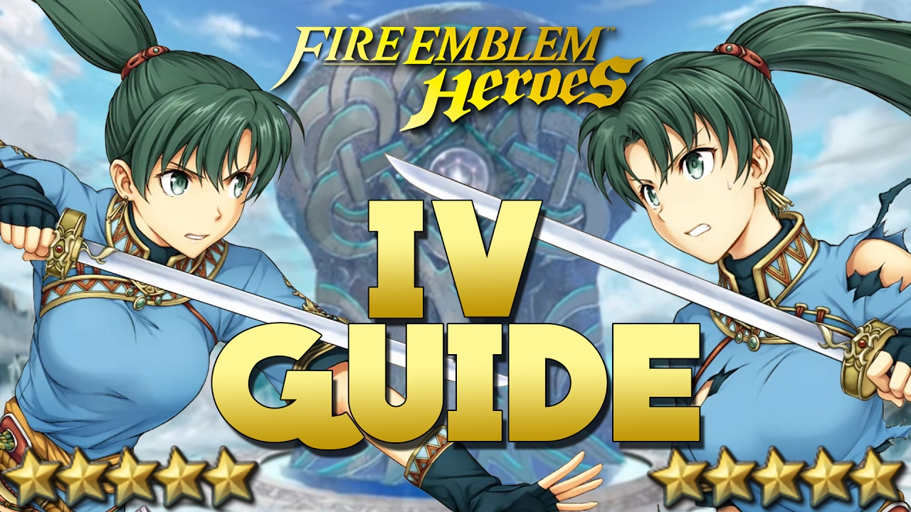 Fe Heroes Iv Calculator >> Fire Emblem Heroes Ultimate Guide To Ivs Individual Values