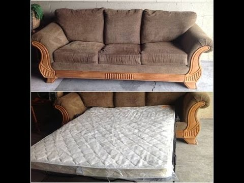 Single Rooms 2 Go Sleeper Couch..mattress In Plastic 200$ 7708997930
